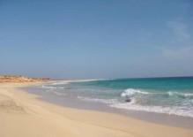 spiaggia a Maio