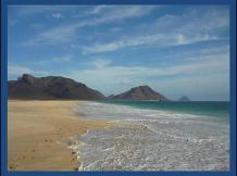 Una delle belle spiagge